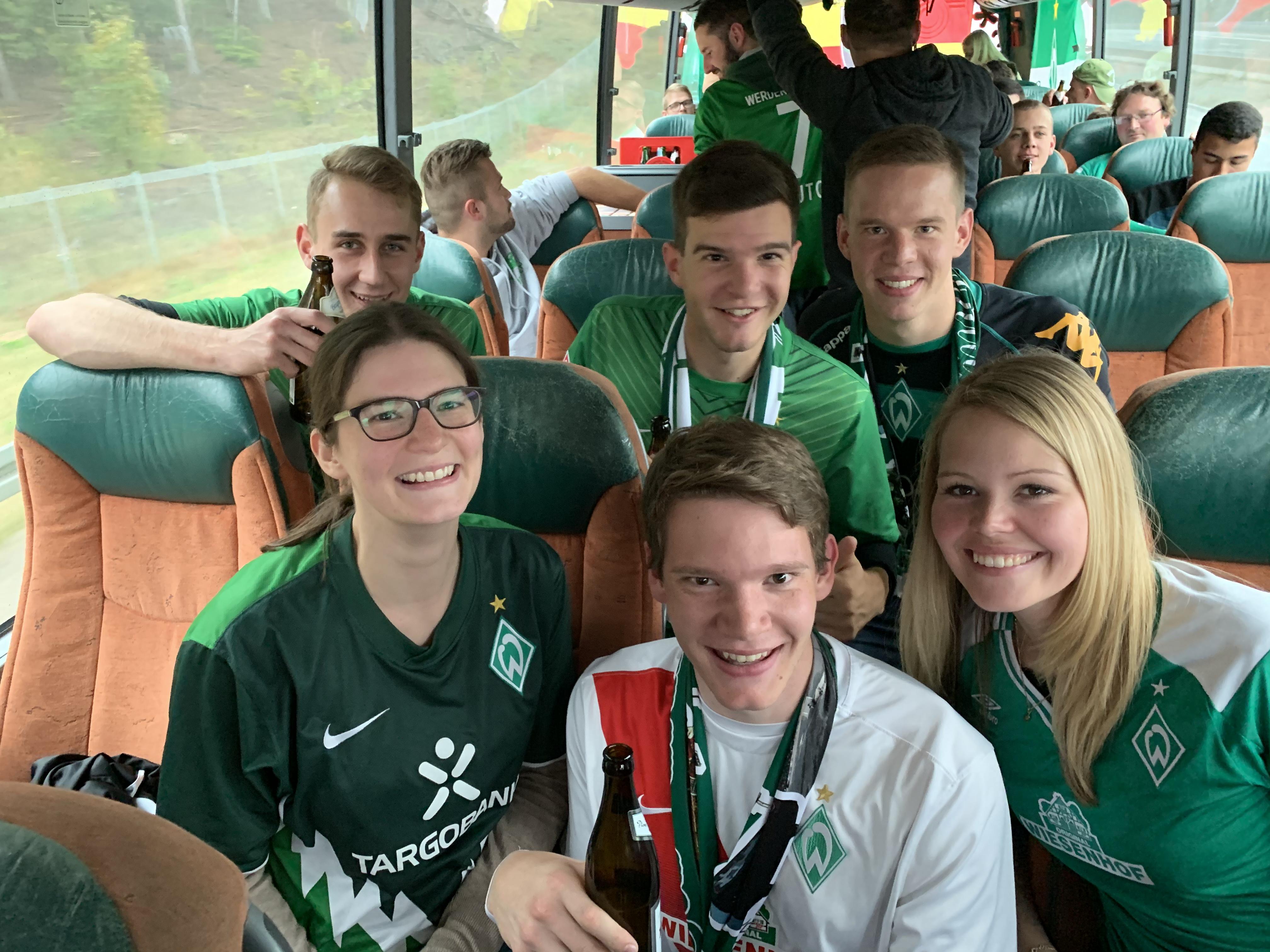 Freunde und Anhänger des SV Werder Bremen